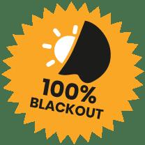 Blackout Blinds - 100% Blackout Roundel