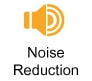 Noise Reduction Icon