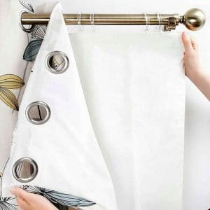 100% blackout curtain lining for eyelet and pencil pleat curtains