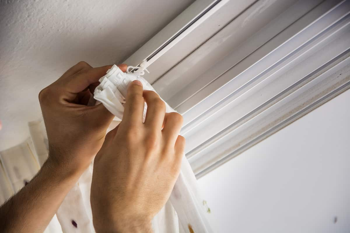 How To Add Blackout Lining To Existing Curtains