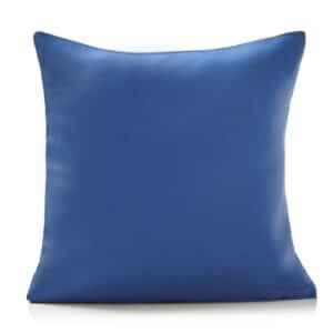 Blue Blackout Cushion