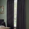 95% Blackout Pencil Pleat Curtains